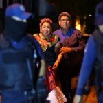 Власти Мексики остановили караван мигрантов 1