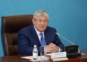 Крымбек Кушербаев: Наша задача – создание условий для получения доходов 2