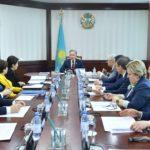 Дарига Назарбаева напомнила членам Правительства, что сенаторы не должны работать за них 1