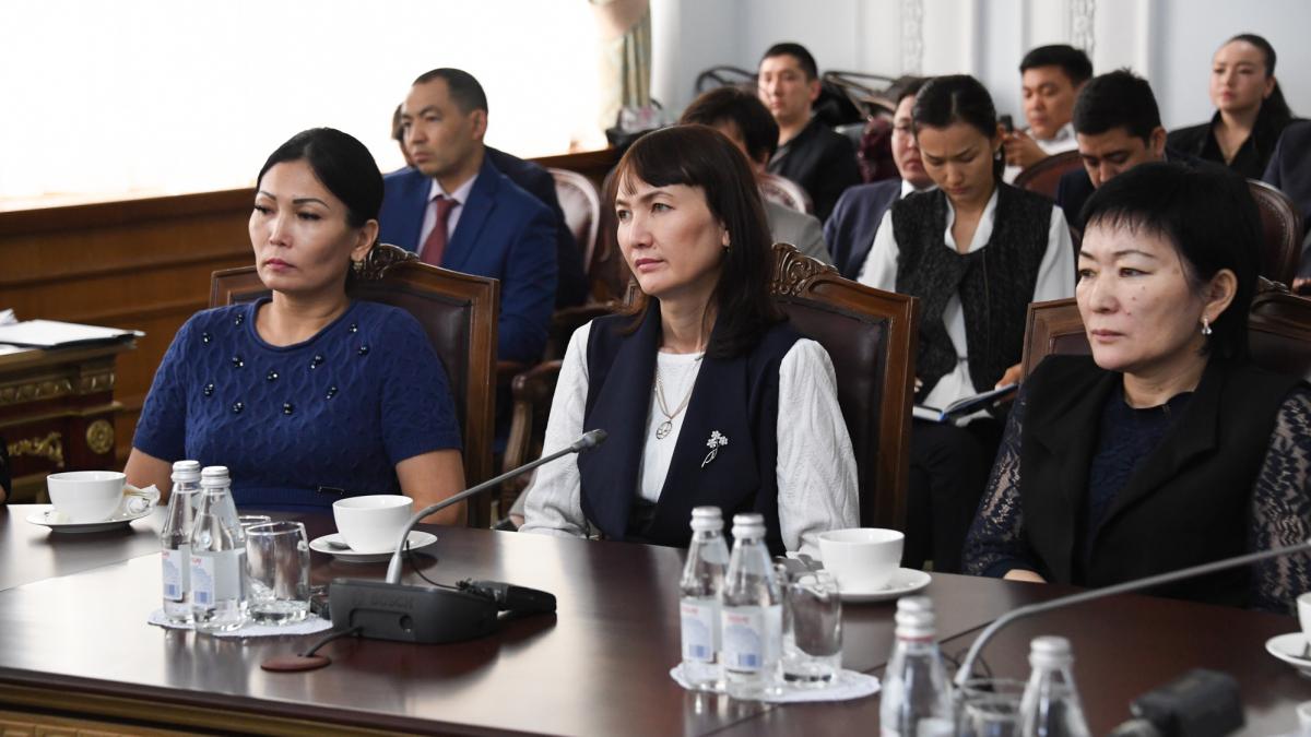 Г. Абдыкаликова проверила качество исполнения новой социальной политики Елбасы в Алматы