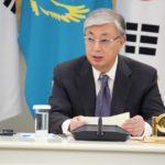 Касым-Жомарт Токаев провел встречу с общественностью города Семея 1
