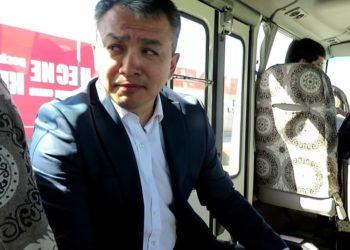 Аким Петропавловска обеспокоен участившимися случаями возгораний пассажирских автобусов 2