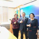 Штаб Амангельды Таспихова провел агитацию в Актюбинской области 1