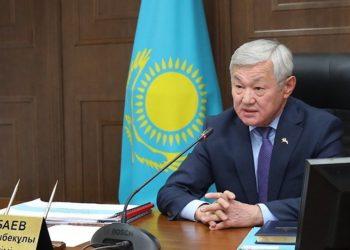 Фото пресс-служба акима Актюбинской области/sputniknews.kz