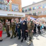 В Таразе состоялось открытие Зала Славы, посвященного ветеранам войны и тыла 1