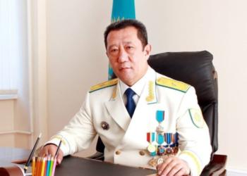 Назначен новый прокурор Северо-Казахстанской области 1