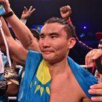 Касым-Жомарт Токаев обсудил развитие бокса с Канатом Исламом 1