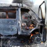 Аким Петропавловска обеспокоен участившимися случаями возгораний пассажирских автобусов 1