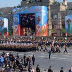 В Шымкенте прошло шествие «Поклонись героям» 1