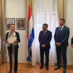 В Алматы состоялось заседание Комиссии по сотрудничеству между Сенатом Парламента РК и Советом Федерации Федерального Собрания РФ 2