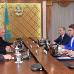Глава Сената провела встречу с Константином Косачевым 1