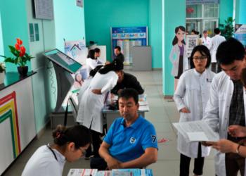 В столице отметили Всемирный день семейного врача 1