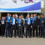 Сторонники Амангельды Таспихова посетили Есильский, Целиноградский и Бурабайский районы 1