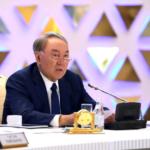 Сенат РК присвоит Нурсултану Назарбаеву статус «Почетный Сенатор» 1