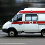 В Алматы свадебный кортеж сбил двух полицейских 1