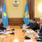 Касым-Жомарт Токаев встретился с заместителями Генерального секретаря ООН 2