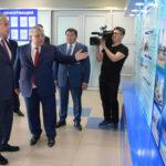 """Мамин обсудил с Медведевым вопросы использования """"Байконура"""" 1"""