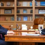 Президент Казахстана Касым-Жомарт Токаев посетил новый офис ООН в Алматы 1