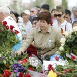 В Актобе почтили память погибших в 2016 году гвардейцев 1