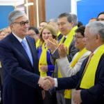Маулен Ашимбаев: Казахстанцы поддержали курс Елбасы 2