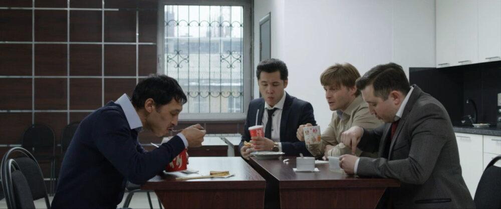 Фильм снятый по заказу Министерства культуры и спорта РК, выходит в прокат в России