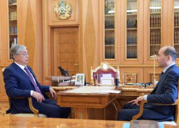 Касым-Жомарт Токаев обсудил права людей страны с генеральным прокурором 3