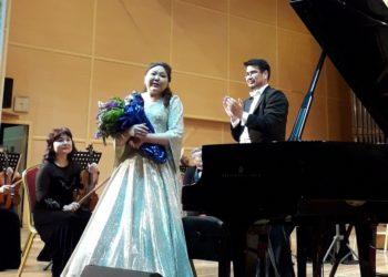 Пианистка Саида Калыкова - виртуоз с закрытыми глазами 2