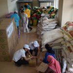 Как помогают жителям Арыси (ФОТО) 1