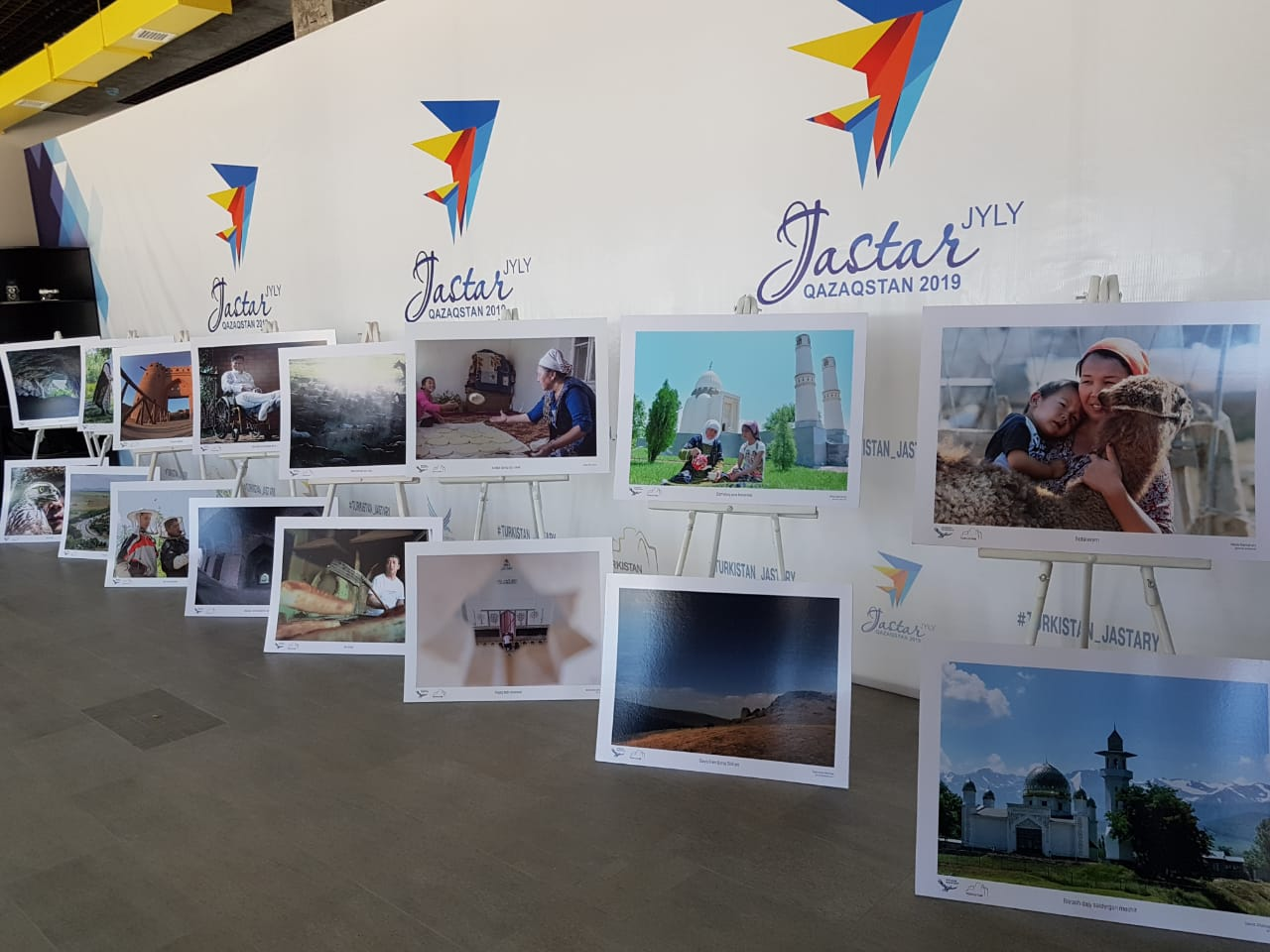 В Туркестане возрождают фотоискусство