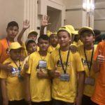 Дети-победители творческого конкурса путешествуют по Казахстану 2