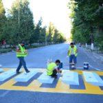 Муниципальный автобусный парк открылся в Шымкенте 1