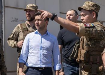 CC BY-SA 4.0 / Администрация Президента Украины