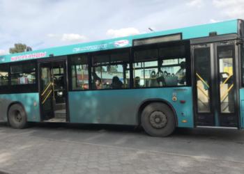 Бесплатным стал проезд в общественном транспорте в день выборов в Карагандинской области 1