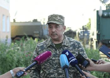 Заместитель министра обороны рассказал о ситуации в Арыси 2