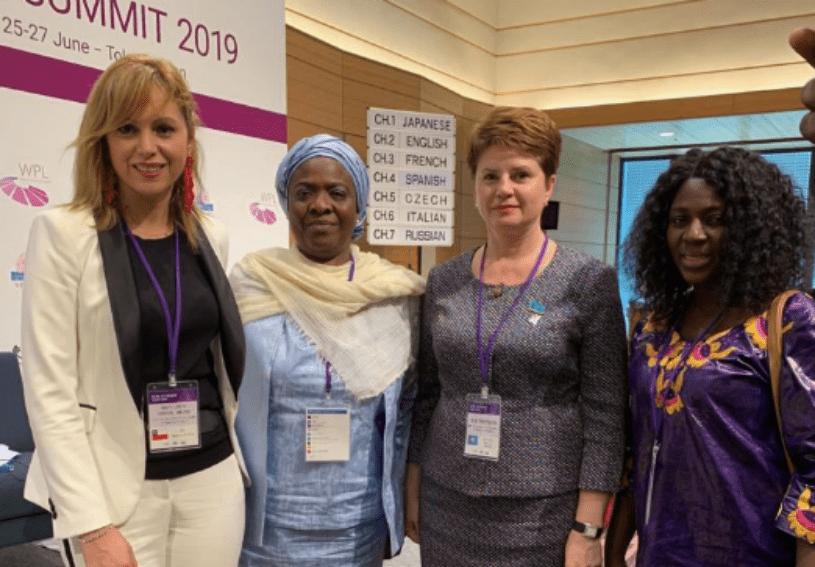 Сенатор Ольга Перепечина приняла участие в Саммите женщин — политических лидеров