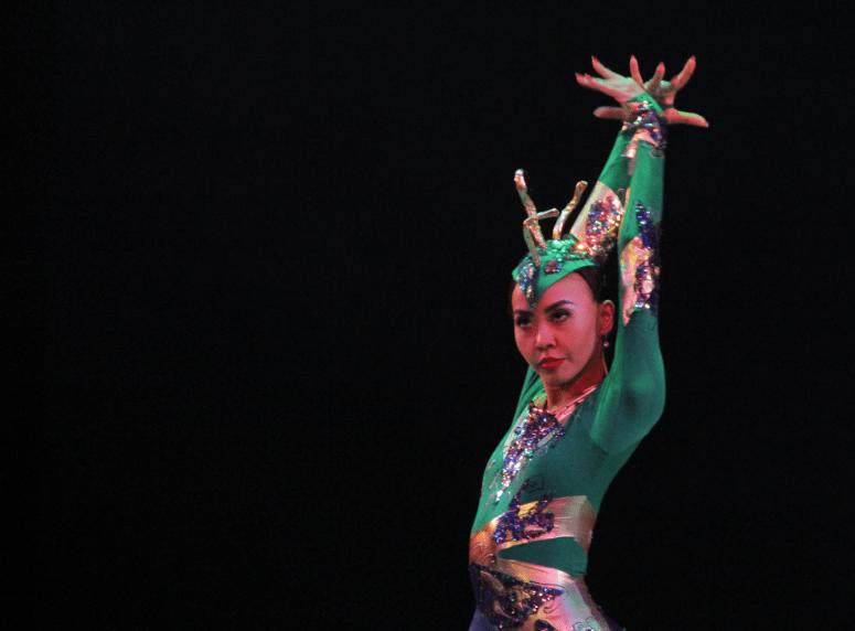 В Алматы прошла премьера балетного спектакля «Странствия Коркыта»