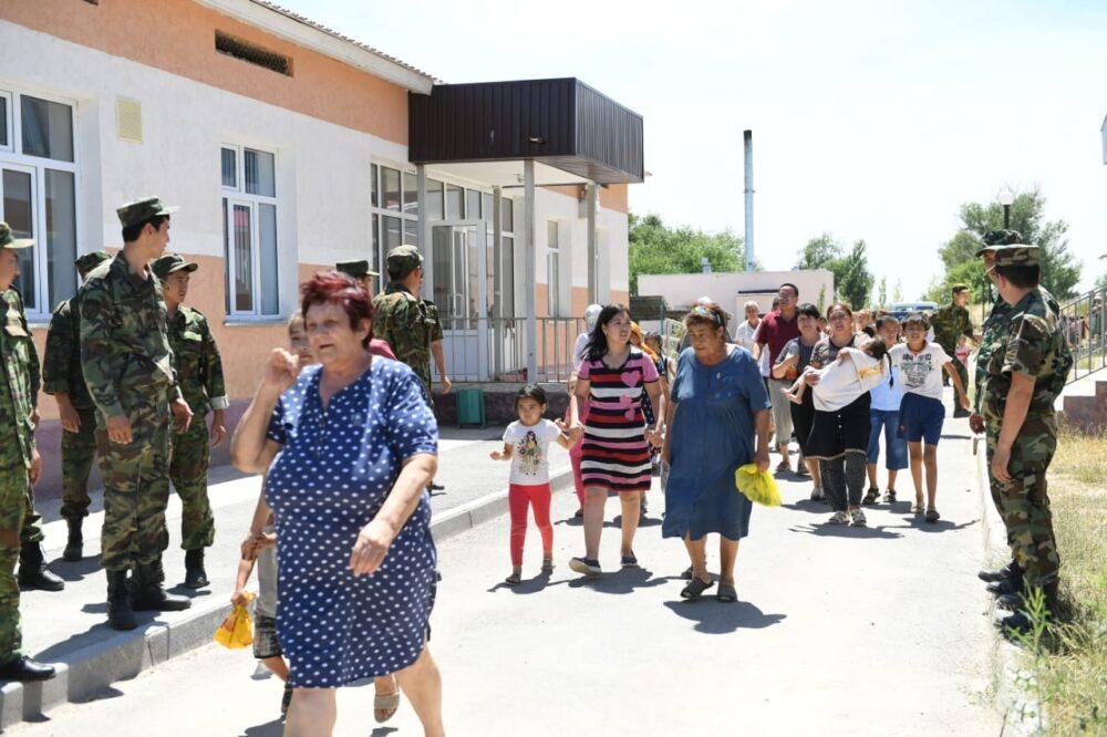 Эксперты рассказали о радиационном фоне в Арыси (ФОТО)