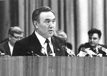 Фото из архива Канцелярии Первого Президента РК-Елбасы