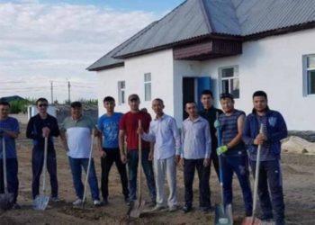 В Кызылординской области открылся первый социальный магазин «Qamqor» 4