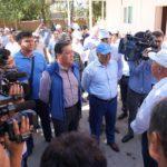 5000 домов Арыси охвачены восстановительными работами 1