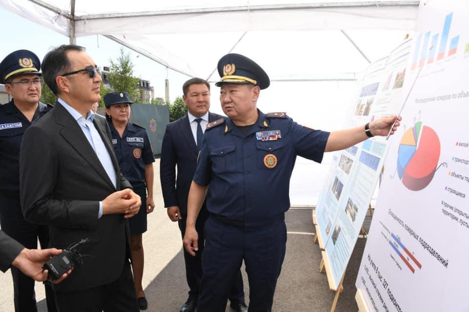 Бакытжан Сагинтаев назвал принцип развития Алматы