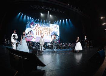 Бауыржан Байбек принял участие в официальном киноконцерте по лицензии компании Disney 4