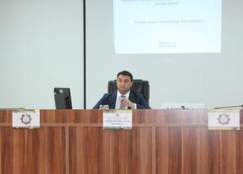 Департамент госдоходов Шымкента - о исчислении социального налога для ИП 1