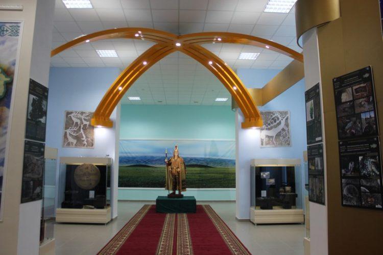 На Алаколе открыт первый историко-краеведческий музей 1