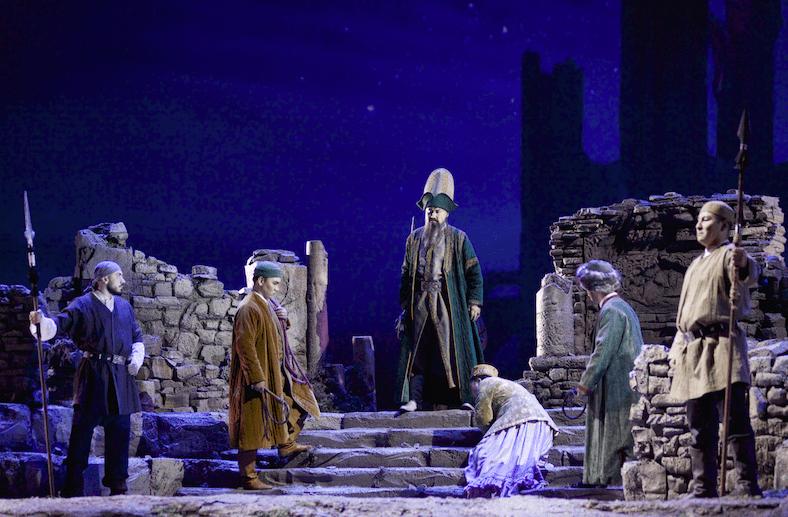 Астана Опера откроет гастроли в Ташкенте оперой «Абай»