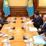 Аскар Мамин провел переговоры с Президентом Европейского банка реконструкции и развития 1