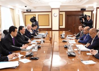Аскар Мамин провел переговоры с Президентом Европейского банка реконструкции и развития 2