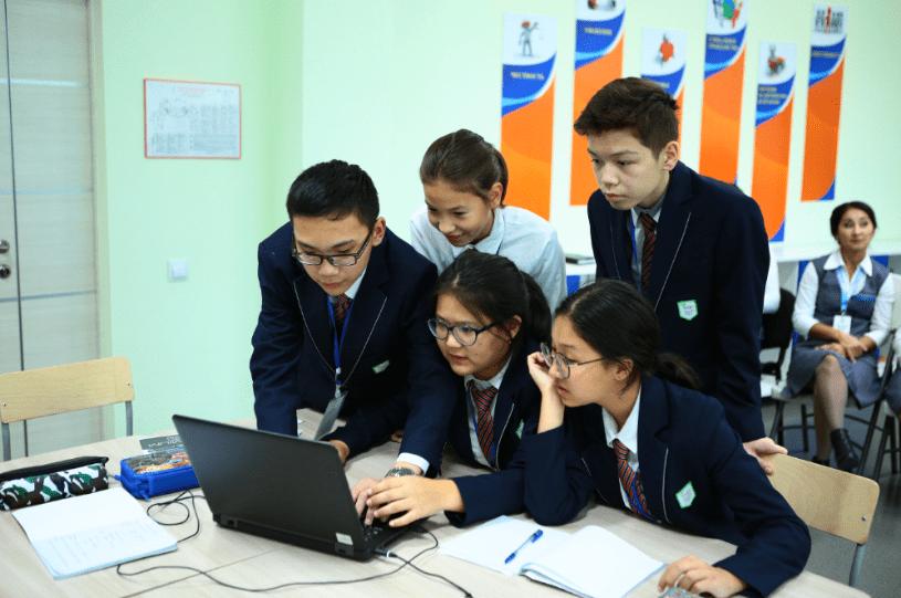 Школы НИШ: кузница интеллектуалов страны