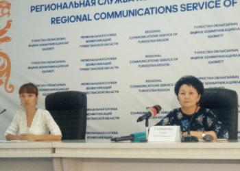 Акция «Дорога в школу» стартовала в Туркестанской области 2