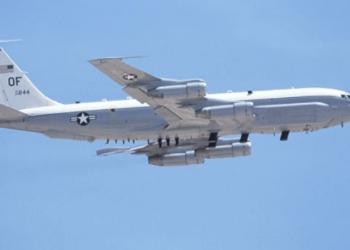 """SA 2.0 / Runway21rr / RC-135V """"Rivet Joint"""""""